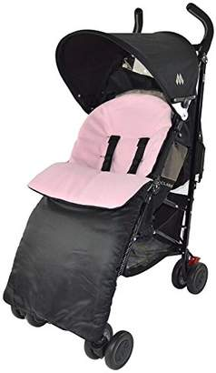 Hauck Footmuff/Cosy Toes Compatible with Light Pink