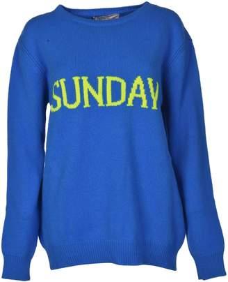 Alberta Ferretti Sunday Sweatshirt