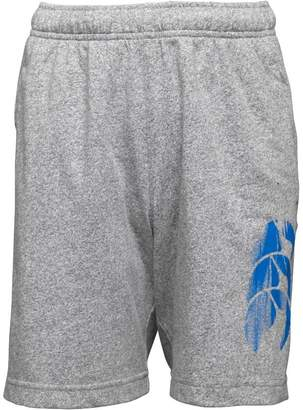 Canterbury of New Zealand Junior Boys VapoDri Cotton Shorts Static Marl