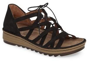 Women's Naot Yarrow Sandal $164.95 thestylecure.com