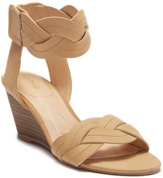 Kensie Sharon Braided Wedge Sandal