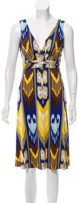 Tory Burch Silk Empire Dress