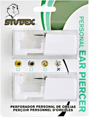 Studex Personal Ear Piercer With Stainless Bezel Regular Crystal
