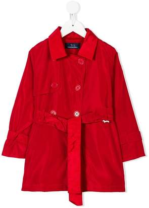 Harmont & Blaine Junior belted trench coat