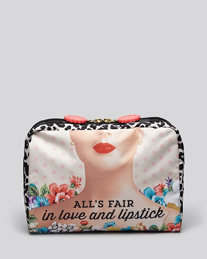 Le Sport Sac Benefit for Cosmetic Case - LePout