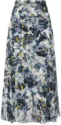 Erdem Shea Windsor Wall Midi Skirt