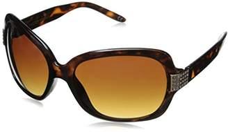 Foster Grant Women's April Oval Sunglasses