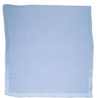 Chanel Star Silk Scarf