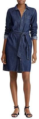 Lauren Ralph Lauren Denim Shirt Dress