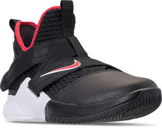 Nike Boys' Grade School LeBron Soldier 12 Basketball Shoes