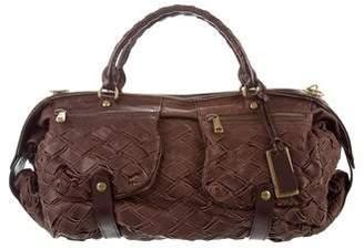 Gryson Woven Leather Olivia Bag