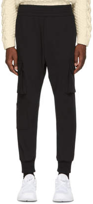 Wooyoungmi Black Cargo Trousers