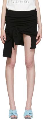 Jacquemus Black La Jupe Paradiso Miniskirt