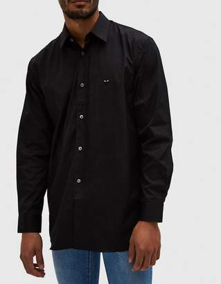 Comme des Garcons Play Black Heart Shirt in Black