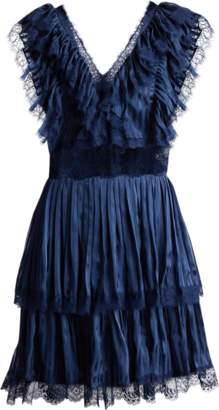 Alice + Olivia Lanora Tiered Dress