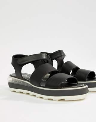 Sixty Seven SixtySeven Flatform Heeled Sandals