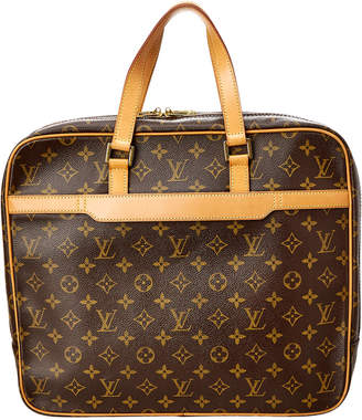 Louis Vuitton Monogram Canvas Pegase Briefcase
