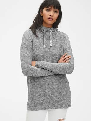 Gap Hooded Pullover Sweater Tunic