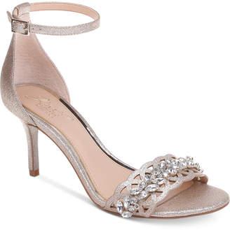 7e7b323e630 Badgley Mischka Jewel by Kirsten Evening Sandals Women Shoes