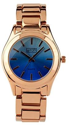 Eton Womens Analogue Classic Quartz Watch with None Strap 3216J-BL
