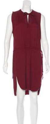 Etoile Isabel Marant Sleeveless Midi Dress