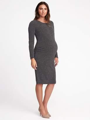 Old Navy Maternity Sweater-Knit Dress