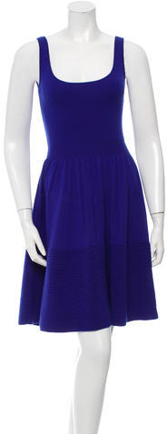 Kate Spade Kate Spade New York Wool Sleeveless Dress