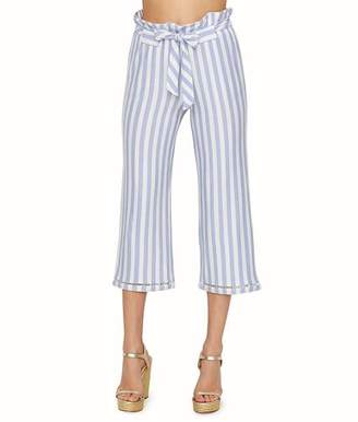 Lysse Alice Cropped Linen Pants