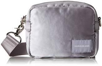 Calvin Klein Jeans Unisex Satin Camera Bag Satchel