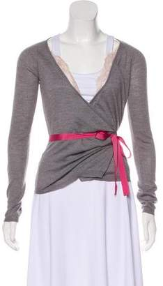 RED Valentino Casual Knit Cardigan