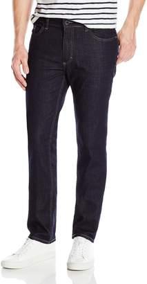 Calvin Klein Jeans Men's Slim Straight Jean, Streak