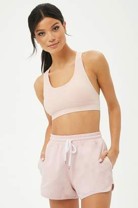 Forever 21 Active French Terry Dolphin Shorts