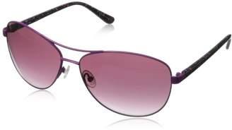 Kensie Women's Keep Cool Aviator Sunglasses