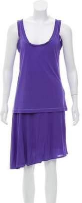 Missoni Draped Skirt Set