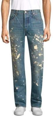 Helmut Lang Painter Boot Cut Fit Jeans