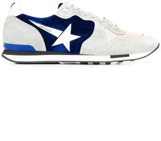 Golden Goose velvet Running sneakers