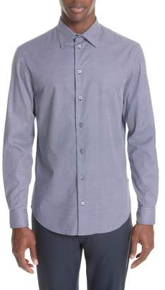 Emporio Armani Regular Fit Dress Shirt
