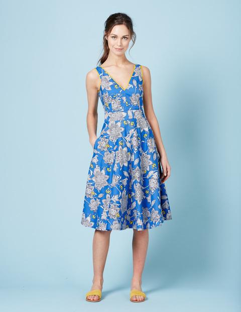 Boden rose dress women for Boden british style