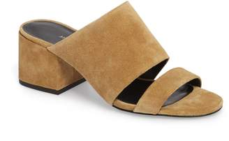3.1 Phillip Lim Cube Strappy Slide Sandal