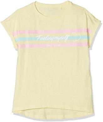 Pepe Jeans Girl's Nalea Jr T-Shirt,(Manufacturer Size: 12)