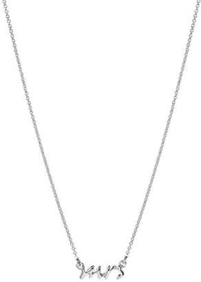 Kate Spade Say Yes Mrs Necklace