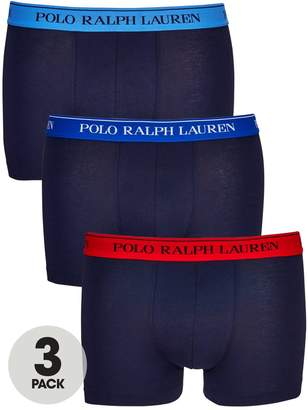 Polo Ralph Lauren 3pk Trunk