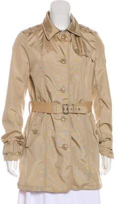 Woolrich Long Sleeve Short Coat