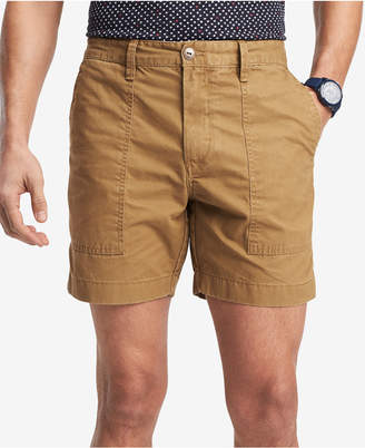 """Tommy Hilfiger Men's Classic Fit Fatigue 9"""" Shorts, Created for Macy's"""