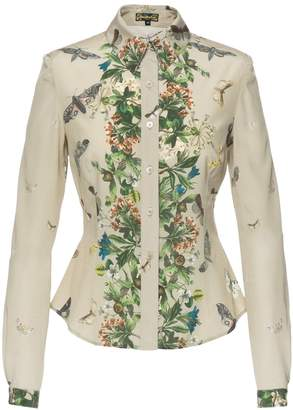 Lena Hoschek Moths & Butterflies Blouse
