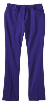 Mossimo Women's Barely Boot Pant (Fit 4) - Assorted Colors