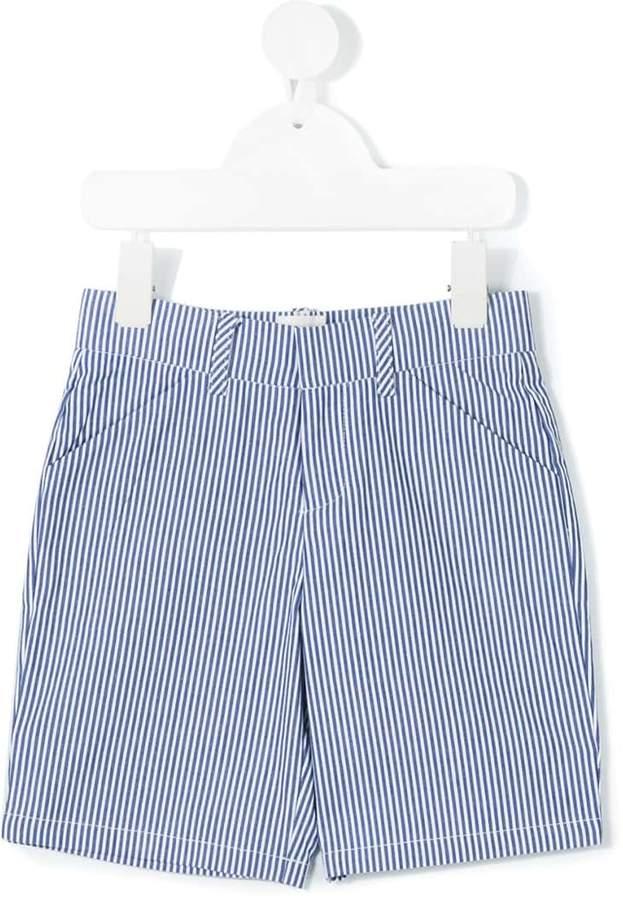 Carrèment Beau striped shorts