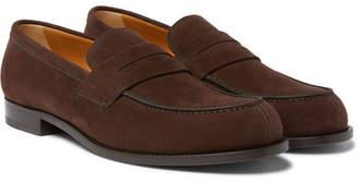 Mr P. Dennis Suede Loafers