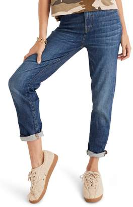 Madewell Eco Edition High Waist Slim Boyjeans