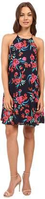Brigitte Bailey Brycin Spaghetti Strap Floral Dress Women's Dress